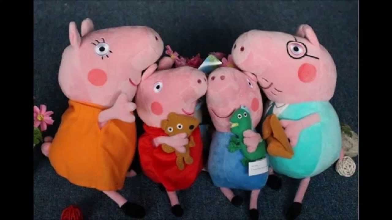 Peppa Pig y George Amigurumi | Amigurumis de Leyva | 720x1280