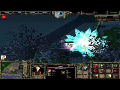 Warcraft 3 Reborn Defense 1.4 Часть 1