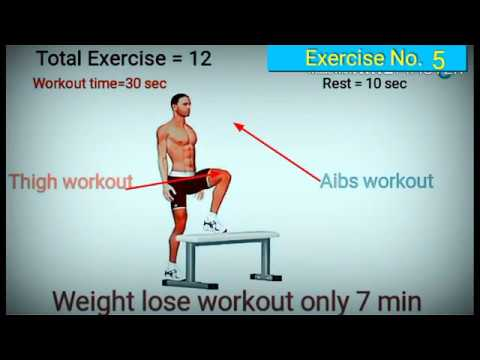 HOME WEIGHT LOSS WORKOUT IN HINDI|FAT LOSS WORKOUT|FITNESS ADDA