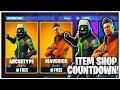 "*NEW* FORTNITE ""ITEM SHOP"" COUNT DOWN! JULY 28th LIVE! (INTERACTIVE STREAMER)"