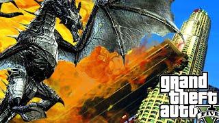 ZOSTAŃ PRAWDZIWYM SMOKIEM! | GTA 5 PC MODY