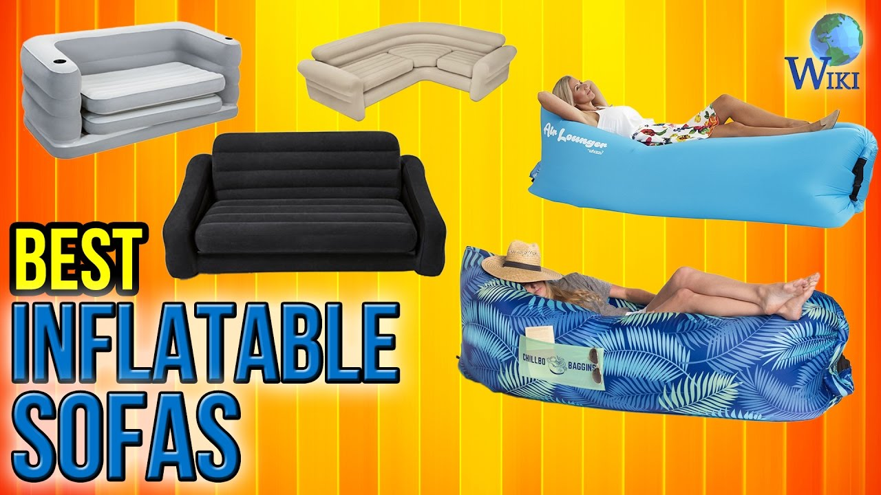 6 Best Inflatable Sofas 2017