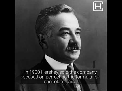 The Greatest 19th Century Business People:  Milton S.  Hershey