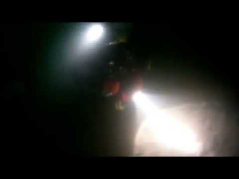 wreck diving on SS APOLLO DIVED North Sea
