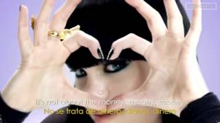 Jessie J-Price Tag ft BoB.Video (Lyrics+Español)