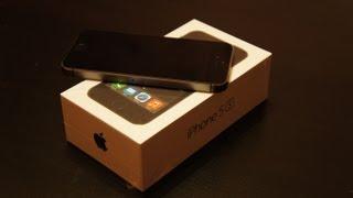 Обзор Apple iPhone 5S(, 2013-09-21T01:13:49.000Z)
