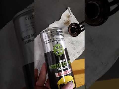 CLEANING YOUR BRUSHLESS MOTOR REPLACE BEARINGS   TP POWER