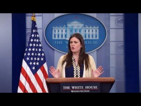 White House eyes candidates to replace Sarah Sanders