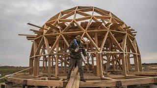 Переселенец строит экодома под Киевом  Эфир с Татьяной Заровной