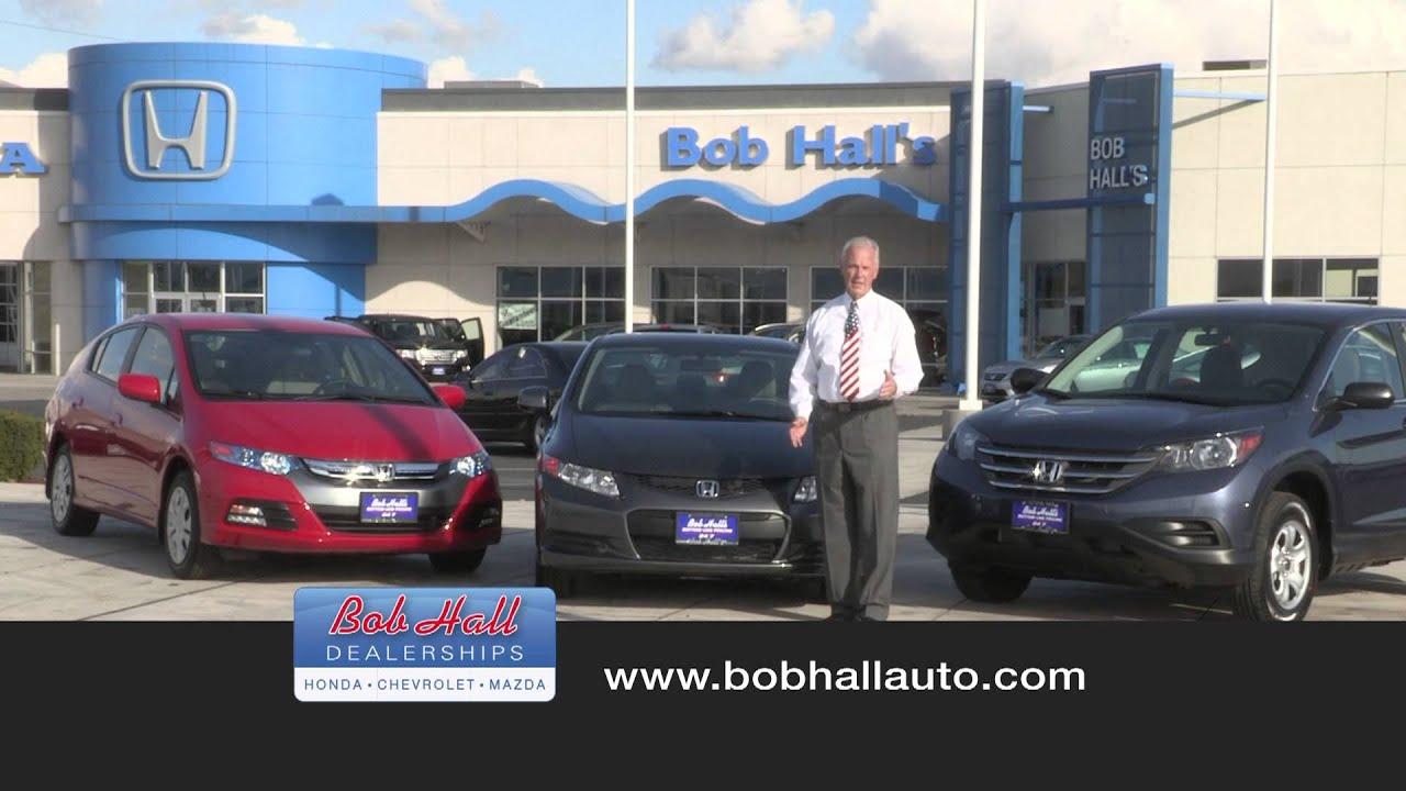 Bob Hall Honda