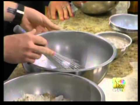 Wit & Wisdom Pastry Chef Chris Ford on WBAL-TV