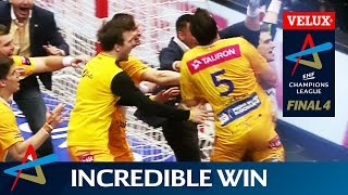 Aguinagalde shoots Kielce to their first VELUX EHF Champions League Title | VELUX EHF FINAL4 2016