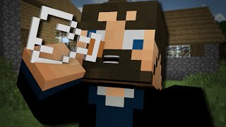 Minecraft  - HOW TO MAKE A BOTTLE O