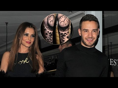 Liam Payne Gets HUGE New Tattoo & Perrie Edwards Responds To Liam & Cheryl's Romance