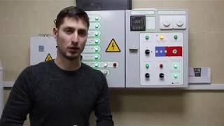 видео Клапан огнезадерживающий КЛОП-1В - промышленная вентиляция и кондиционирование.