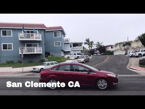 🔴  San Clemente Realtor Driving Tour 4K