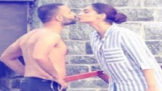 Sonam Kapoor- Anand Ahuja caught kissing in front of Priyanka- Nick!