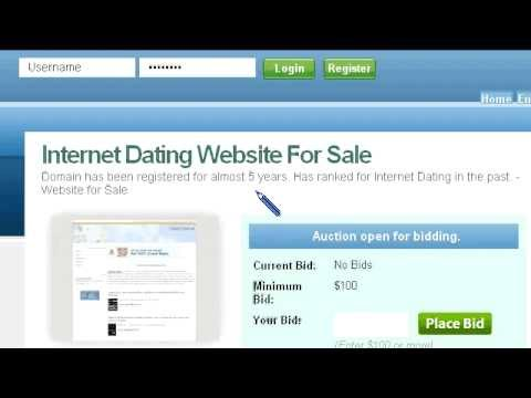 Internet Dating Website For Sale