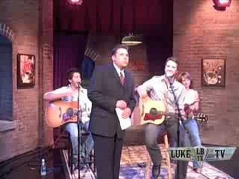 Luke Bryan TV 2008! Televation Taping Behind-The-Scenes Thumbnail image
