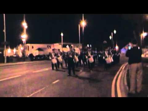 Brookeborough Flute Band @ Enniskillen Fusiliers Parade 2012