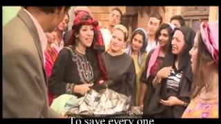 Song Yemeni Arabic Worship,With English Lyrics from The Kingdom Sat - إسمعوا يا أهلي وناسي