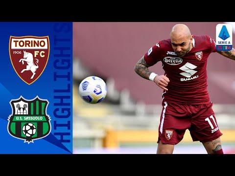Torino Sassuolo Goals And Highlights