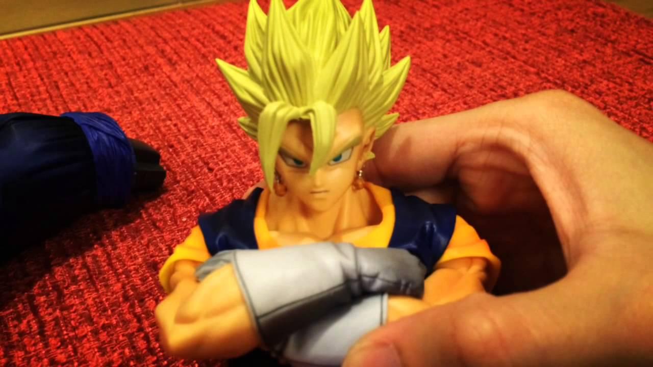 """Dragon Ball Kai Master Stars Piece The Vegetto 28cm//11.2/"""" PVC Figure"""