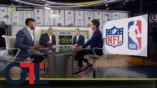 Big Story: Links between NFL