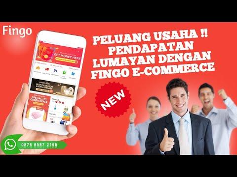 Viral Peluang Usaha New Fingo E Commerce Youtube