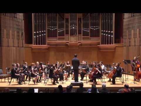 Nashville School of the Arts 2015 Spring Orchestra Concert Chamber Orchestra  part 1