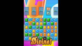 Candy Crush Jelly Saga - Level 199 (3 star, No boosters)