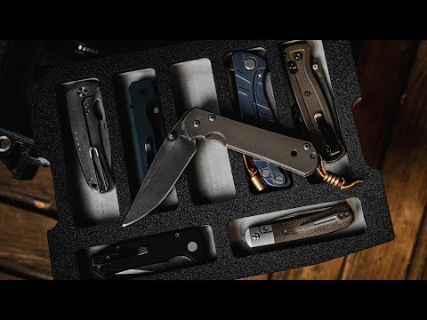 The BEST One-and-Done EDC Knife