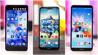 Meine Top 5 Smartphones unter 300€ (Deutsch) | SwagTab