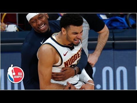 Jamal Murray goes off in 4th, Nuggets erase 19-point deficit to defeat Spurs | NBA Highlights