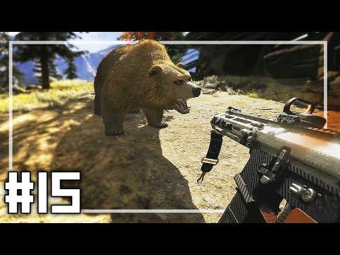 🎮 FAR CRY 5 #15 - เห็นหมีหนูไหม เห็นหมีหนูบ้างไหมมม?