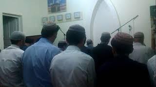 Азан в мечети. Байрам Али. Adhan in the mosque. Bayram Ali.