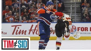 Tim and Sid breakdown a tumultuous weekend in the NHL with a couple...