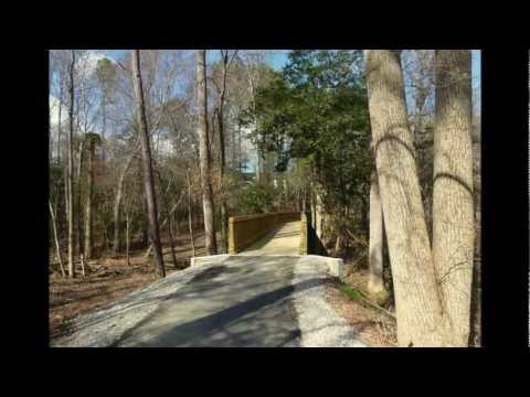 A brief tour of the Powhatan Creek Trail in James City County VA