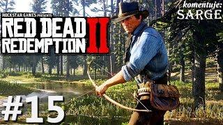 Zagrajmy w Red Dead Redemption 2 PL odc. 15 - Obrabowanie domu
