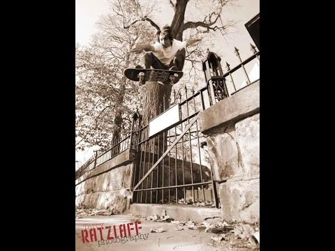 Cody Schulze - Raw Skateboard Footy - 2004 to 2007