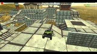 паркур танки онлайн на карте бездна