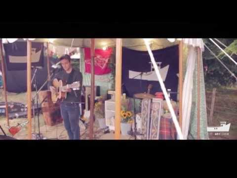 Roo Panes - Tiger Striped Sky   The Boatshed Sessions @ Belladrum (#7) HD