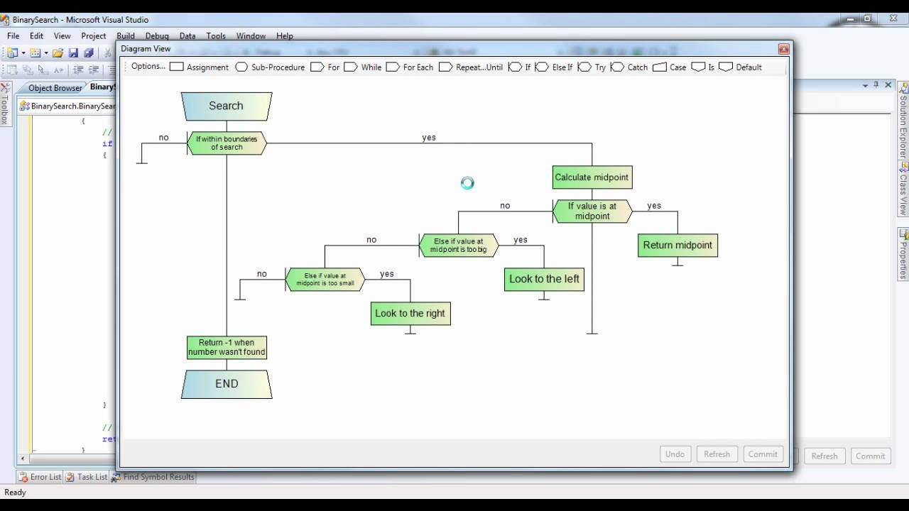 Flow diagram visual studio wiring diagram database visual studio plugin youtube rh youtube com code flow diagram visual studio visual studio flowchart ccuart Images