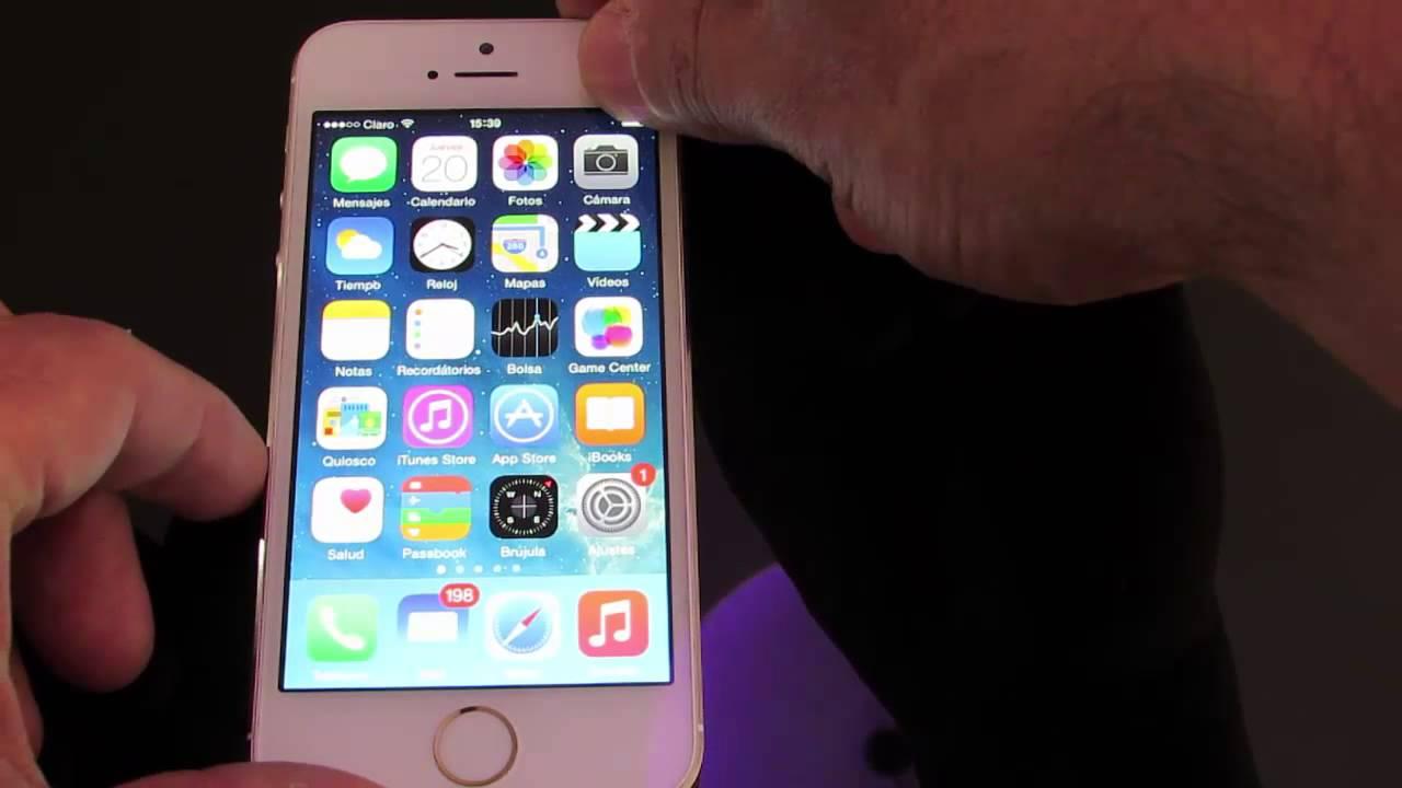 Desbloquear Un Iphone 7