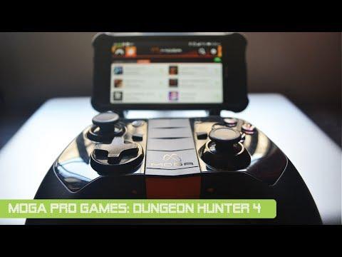 Moga Pro Games - Dungeon Hunter 4