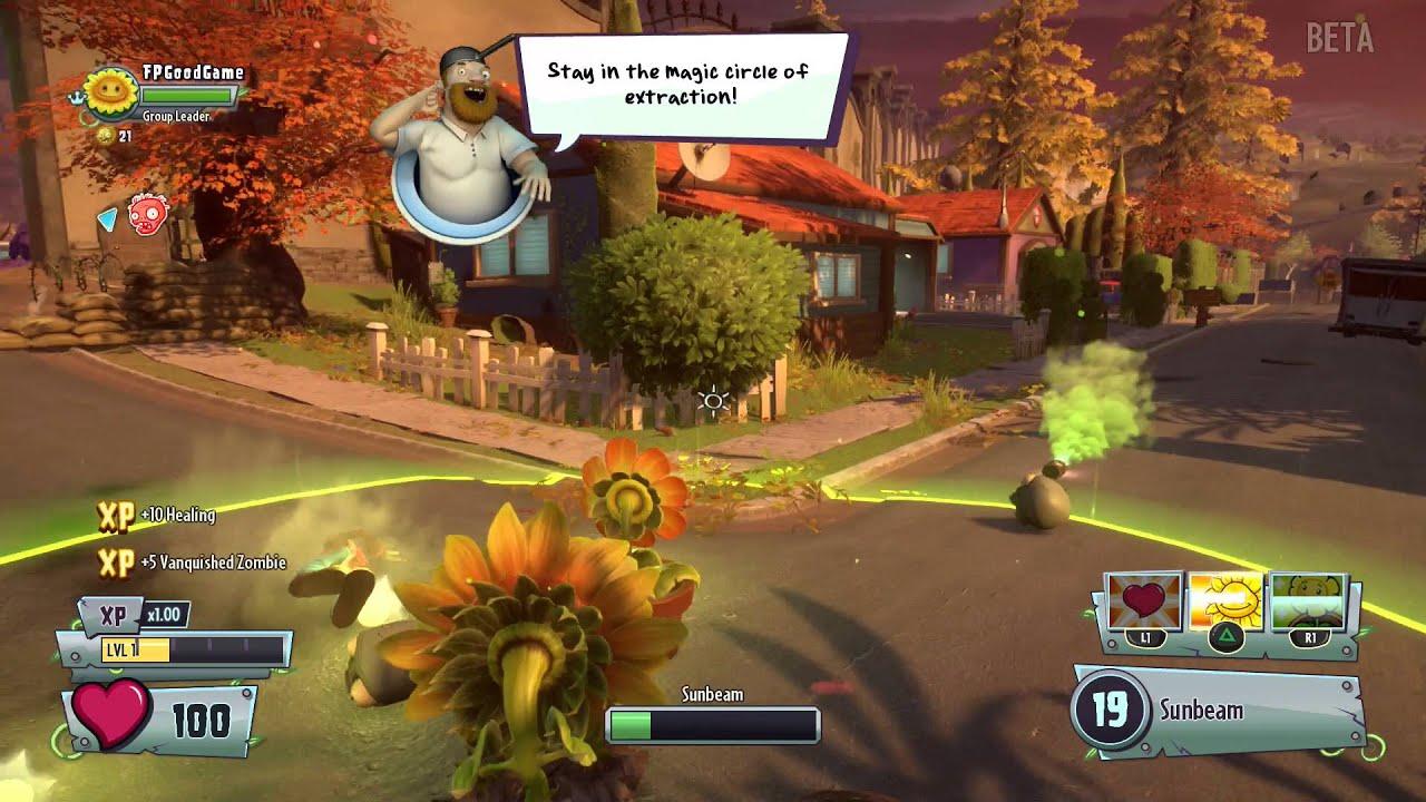 Garden Warfare 2 Gameplay Ps4 | Bolla.co