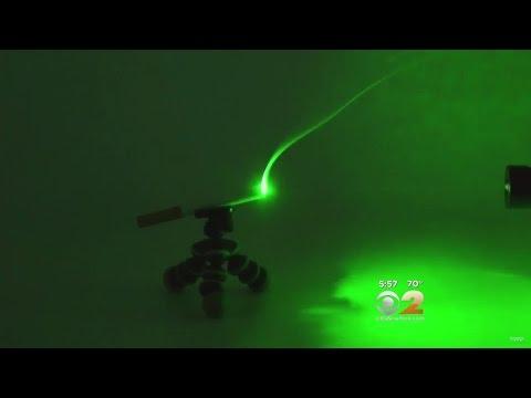 Laser Toy Eye Injuries
