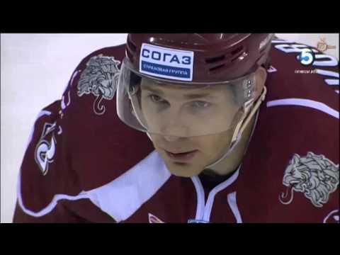 KHL / КХЛ Локомотив - Динамо Рига 10.03.2011из YouTube · Длительность: 8 мин28 с