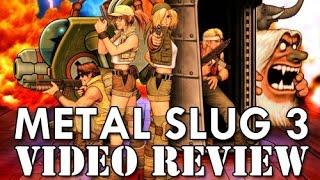 Review: Metal Slug 3 (PlayStation 4, PS Vita & PS3)