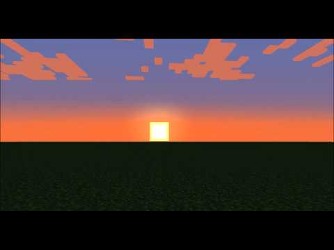 Minecraft - Sun Goes Down! | FastMO